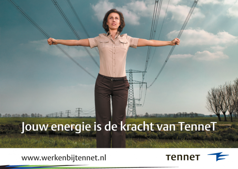tennet billboard