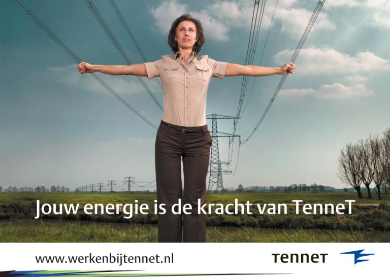 tennet billboard