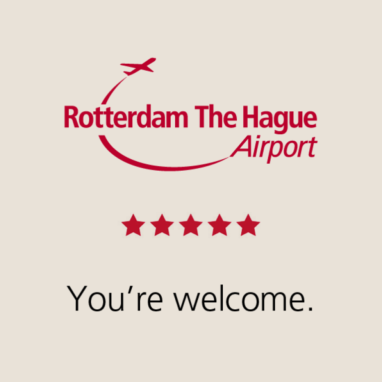 Art director voor Rotterdam The Hague Airport