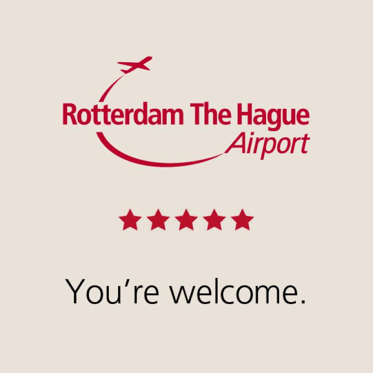Art director voor Rotterdam The Hague Airport
