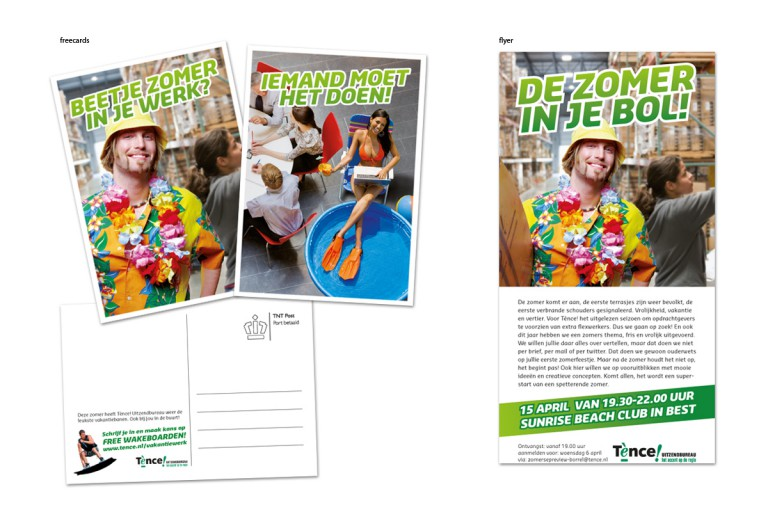 tence zomeractie cards
