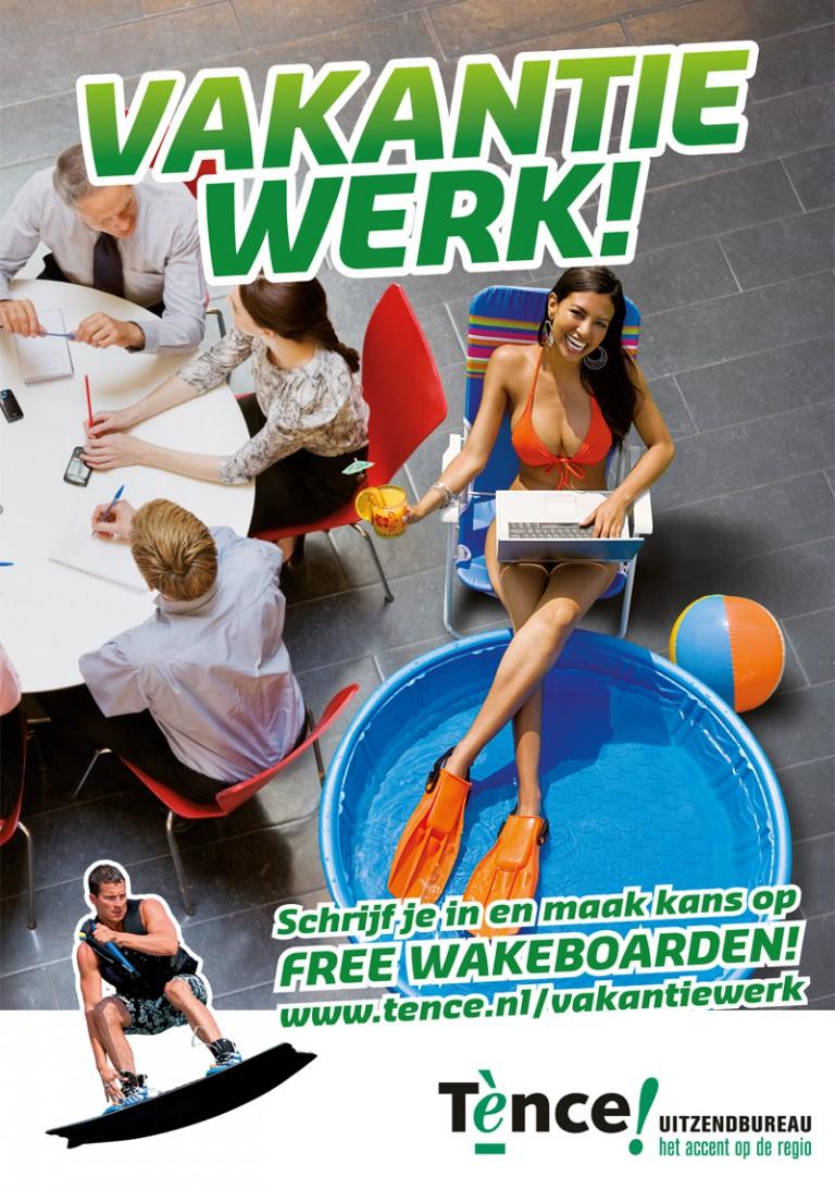 tence zomeractie poster 1